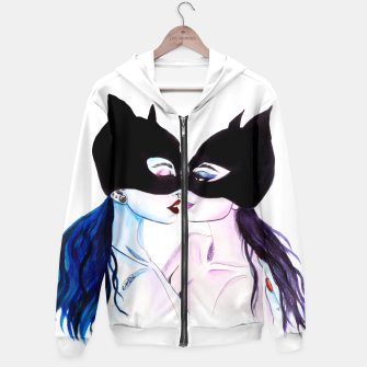 Thumbnail image of Cats Hoodie, Live Heroes