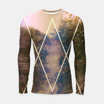 Thumbnail image of Off The Beaten Path Longsleeve Rashguard , Live Heroes