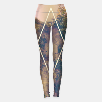 Thumbnail image of Off The Beaten Path Leggings, Live Heroes