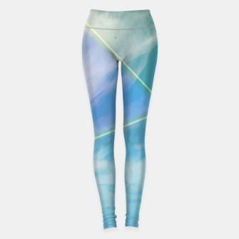 Thumbnail image of The Seas Be Ours Leggings, Live Heroes