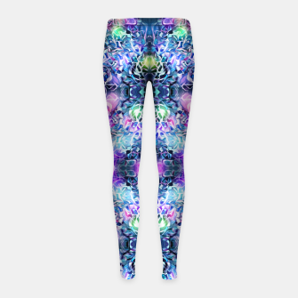 Thumbnail image of Alchemy W8 Girl's Leggings, Live Heroes