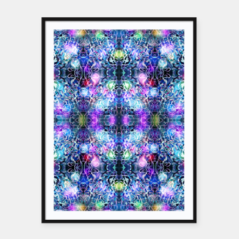 Thumbnail image of Alchemy W8 Framed poster, Live Heroes