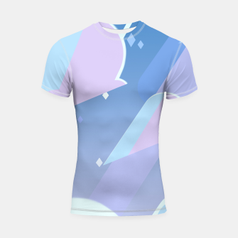 Thumbnail image of I Hope The Stars Will Align Shortsleeve Rashguard, Live Heroes