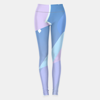 Thumbnail image of I Hope The Stars Will Align Leggings, Live Heroes