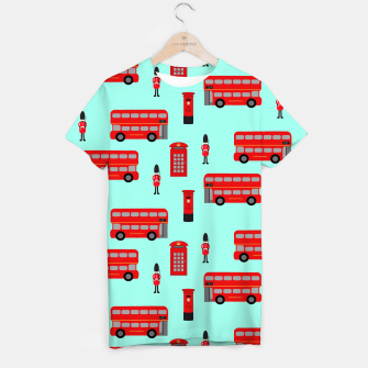 Thumbnail image of Day out in London T-shirt, Live Heroes