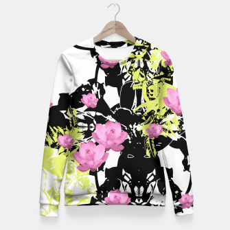Thumbnail image of SUPREME LOTUS Fitted Waist Sweater, Live Heroes
