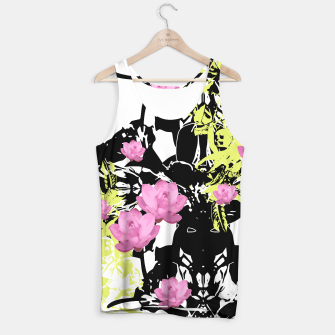 Thumbnail image of SUPREME LOTUS Tank Top, Live Heroes
