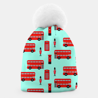 Thumbnail image of Day out in London Beanie, Live Heroes