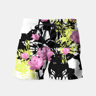 Thumbnail image of SUPREME LOTUS Swim Shorts, Live Heroes