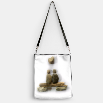 "Thumbnail image of ""StoneCouple"" in love Handtasche, Live Heroes"