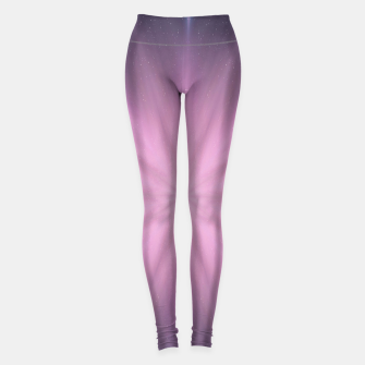 Thumbnail image of Wormhole star Leggings, Live Heroes