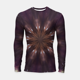 Thumbnail image of Dark magic Longsleeve Rashguard , Live Heroes