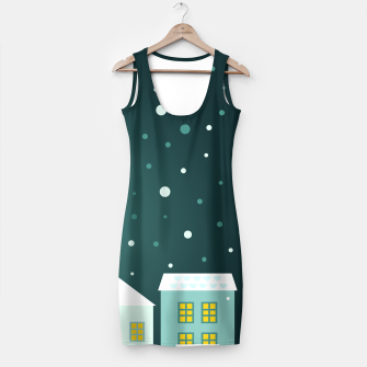 Miniature de image de Simple MINIDRESS with Atmospheric Night Town, Live Heroes