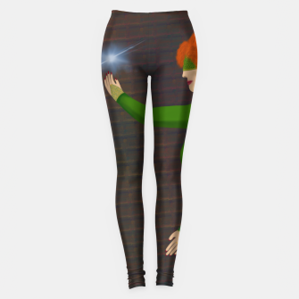 Miniature de image de Kayla the Sorceress Leggings, Live Heroes