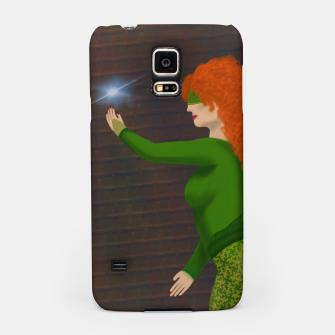 Thumbnail image of Kayla the Sorceress Samsung Case, Live Heroes