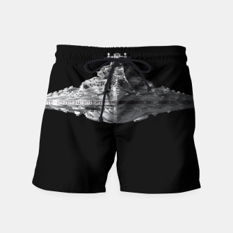 Thumbnail image of Spaceships Star Wars Swim Shorts, Live Heroes