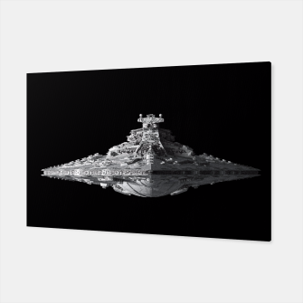 Thumbnail image of Spaceships Star Wars Canvas, Live Heroes