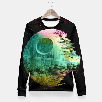 Miniature de image de Dead Star Star Wars Fitted Waist Sweater, Live Heroes