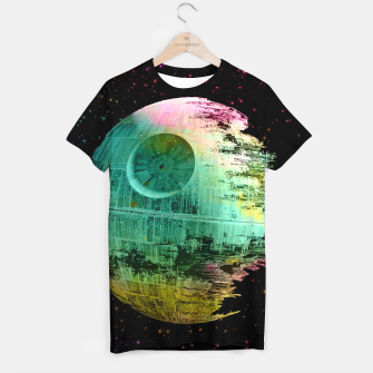 Thumbnail image of Dead Star Star Wars T-shirt, Live Heroes