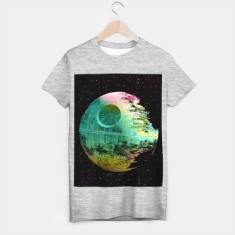 Thumbnail image of Dead Star Star Wars T-shirt regular, Live Heroes