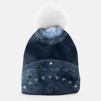 Thumbnail image of Grey Spring Beanie, Live Heroes