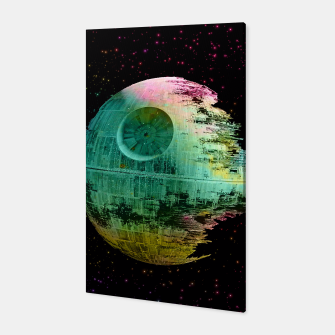 Thumbnail image of Dead Star Star Wars Canvas, Live Heroes