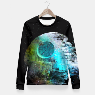 Thumbnail image of Dead Star Fitted Waist Sweater, Live Heroes
