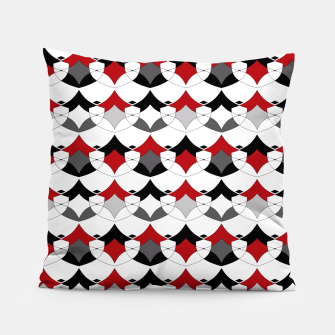 Miniature de image de Abstract seamless geometrical shapes pattern Pillow, Live Heroes