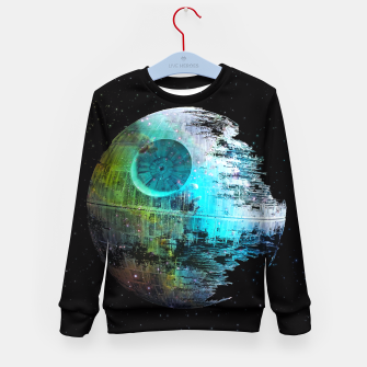Thumbnail image of Dead Star Kid's Sweater, Live Heroes