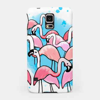 Thumbnail image of Flamingo City Samsung Case, Live Heroes