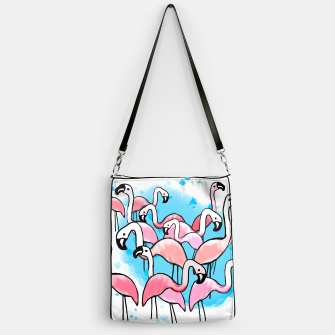 Miniature de image de Flamingo City Handbag, Live Heroes