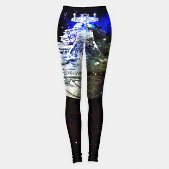 Miniature de image de Star Wars Spaceships Leggings, Live Heroes