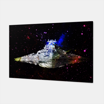 Thumbnail image of Star Wars Spaceships Canvas, Live Heroes
