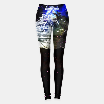 Thumbnail image of Star Wars Spaceships Leggings, Live Heroes