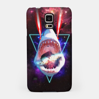 Thumbnail image of COSMIC SHARK Samsung Case, Live Heroes