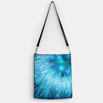 Thumbnail image of Ice crystal frozen Abstracts Handbag, Live Heroes