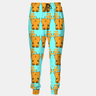 Thumbnail image of Cats love Sweatpants, Live Heroes