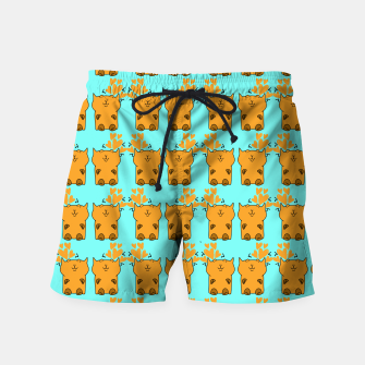Thumbnail image of Cats love Swim Shorts, Live Heroes