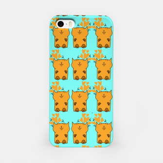 Thumbnail image of Cats love iPhone Case, Live Heroes