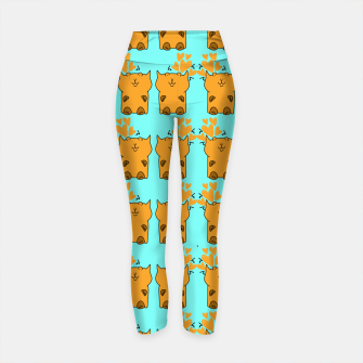 Thumbnail image of Cats love Yoga Pants, Live Heroes