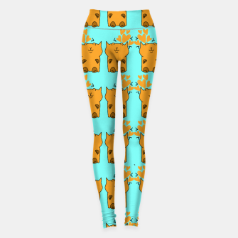 Thumbnail image of Cats love Leggings, Live Heroes