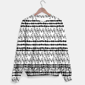 Thumbnail image of Lines  Sweater, Live Heroes
