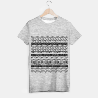 Thumbnail image of Lines  T-shirt regular, Live Heroes