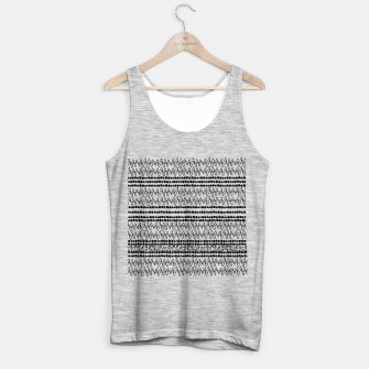 Thumbnail image of Lines  Tank Top regular, Live Heroes