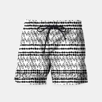Thumbnail image of Lines  Swim Shorts, Live Heroes