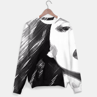Thumbnail image of Half & Half Sweater, Live Heroes