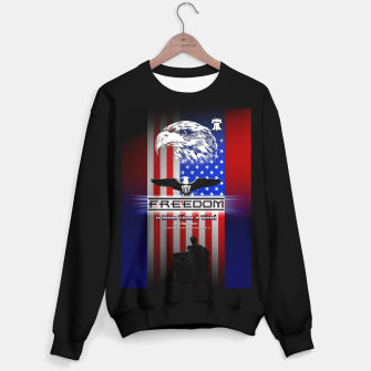 Thumbnail image of Freedom Is More Than A Word EW Sweater regular, Live Heroes