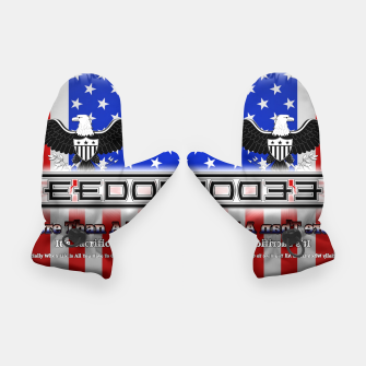 Thumbnail image of Freedom Is More Than A Word EW Gloves, Live Heroes