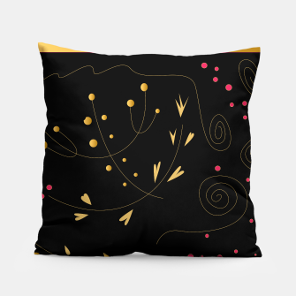 Thumbnail image of Luxury designers Artistic Bedroom Pillow, Live Heroes