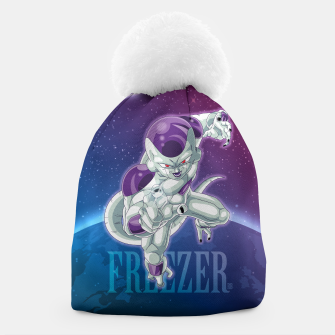 Thumbnail image of Dragon Ball Freezer Beanie, Live Heroes